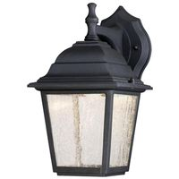LANTERN WALL LED BLK 9W