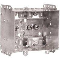 BOX DEVICE MTL 2G 4X3X2.5 25CU