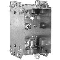 BOX DEVICE MTL 1G 2X3X2-1/2IN