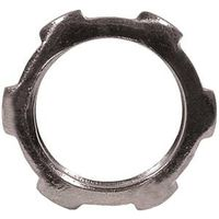 LOCKNUT WIRE CONN 1IN STL 5/PK