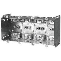 BOX DEVICE MTL 4G 8X3X2-1/2IN