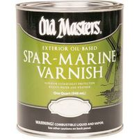 Old Masters 92304 Oil Based Spar Marine? Varnish