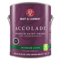 PAINT INTERIOR SATIN NEUT 1GAL