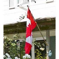 POLE FLAG 6FT ALUMINUM