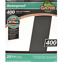 Gator 3281 Waterproof Sanding Sheet