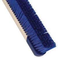 Harper 557918A Blue-Line Assembled Push Broom