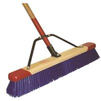 Harper 7918A Blue-Line Assembled Push Broom