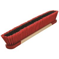 Harper Professional Red-End All Purpose Assembled Push Broom