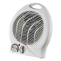 HEATER FAN PORTABLE W/THERMST