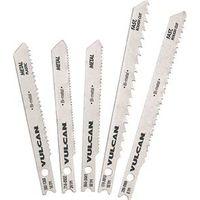 Vulcan 823420OR Bi-Metal Jig Saw Blade Set