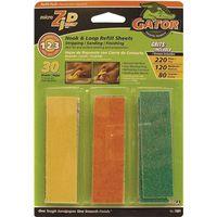 Gator MicroZip Sanding Sheet Refill