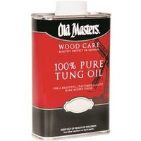Old Masters 90001 100% Pure Tung Oil