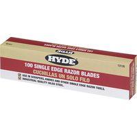 Hyde 13135 Single Edge Razor Blade