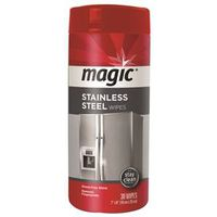 Magic Complete 1858 Stainless Steel Cleaning Wipe