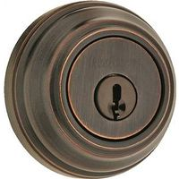 Kwikset 980 Signature Single Cylinder Dead Bolt
