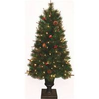Holidaybasix 8517-H51210-04 Christmas Topiaries