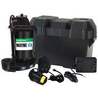 Wayne ESP25 Sump Pump System