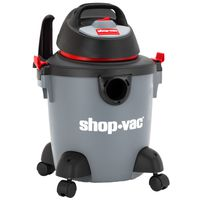 VACUUM WET/DRY 2HP 5GALLON