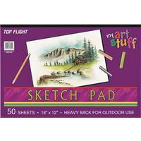 Top Flight 4807304 Sketch Pad