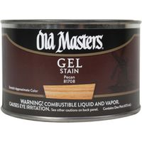 Old Masters 81708 Oil Based Gel Stain