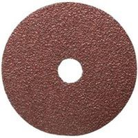 DISC SAND FIBER AL OX 5IN 16GR