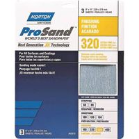 SANDPAPER AL OXD 320GRT 9X11IN