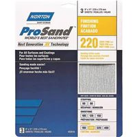 SANDPAPER AL OXD 220GRT 9X11IN