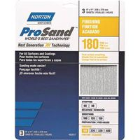 SANDPAPER AL OXD 180GRT 9X11IN