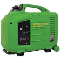 Equipsource ESI2600IE Super quiet Power Generator