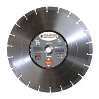 Diamond Products 70499 Segmented Rim Circular Saw Blade