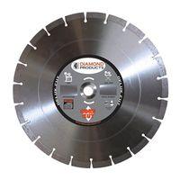 Diamond Products 70499 Segmented Rim Circular Saw Blade