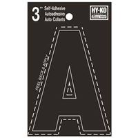 Hy-Ko 30400 Weather Resistant Die Cut Letter