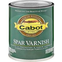 Cabot 18042 Oil Based Spar Varnish