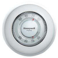 Honeywell CT87K Heat Round Thermostat