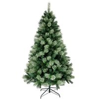 TREE PINE PRELIT CLR CSA 4.5FT