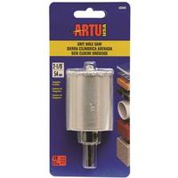 ARTU 2840 Mandrel Hole Saw With Arbor and Pilot