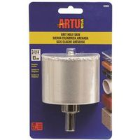 ARTU 2860 Mandrel Hole Saw With Arbor and Pilot