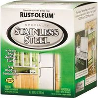 Rust-Oleum 247963 Specialty Stainless Steel Paint