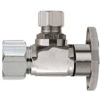 Plumb Pak PP123PCLF 1/4 Turn Angle Shut-Off Valve