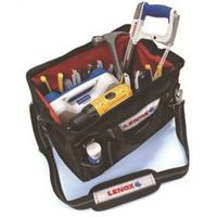Lenox 1787426 Contractor Large Open Mouth Tool Bag