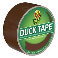 TAPE DUCT BROWN 1.88INX20YD