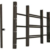 Grisham 93013 Horizontal Adjustable Window Guard