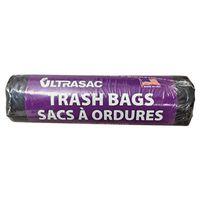 Aluf Plastics 33090B09 Ultrasac Trash Bags