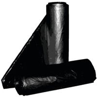 CAN LINER COMM BLACK 1.5M 60G