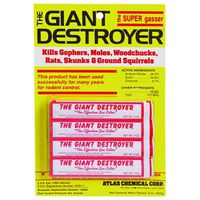 Atlas Chemical 00333 Giant Destroyer