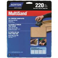 Norton 7660747710 Multisand Sheet