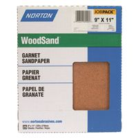 Norton A511 Wood Sand Sheet