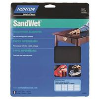 Norton Sandwet T280 Wet/Dry Waterproof Sanding Sheet