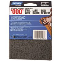 Norton 1727 Steel Wool Pad