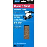 Norton 7660702050 Clamp-On Multisand Sheet